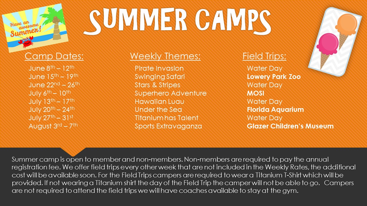 Camping Summer Camp Theme Summer Camps Themes